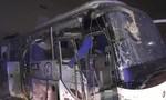 Cận cảnh hiện trường vụ đánh bom xe chở đoàn du khách Việt Nam