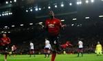 Pogba lại lập cú đúp, Man Utd tiếp tục thăng hoa
