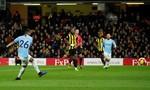 Man City lại thắng, vô đối ở Ngoại hạng Anh