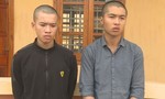 Hai thanh niên lập mưu mua hàng online để cướp
