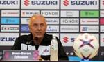 HLV Ekrisson muốn giành vé vào chung kết tại Việt Nam