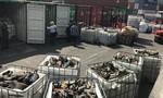 Phát hiện 20 container rác thải nhập khẩu về cảng Cát Lái