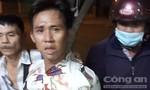 """Thanh niên chở bạn gái đi cướp ở Sài Gòn, sa lưới """"hiệp sĩ"""""""