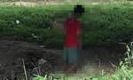 Người đàn ông tử vong trong tư thế treo cổ dưới gầm cầu