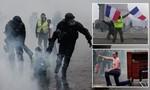 Pháp sẵn sàng để đối phó cuộc biểu tình lớn vào thứ 7