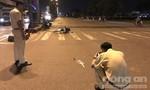 Xe cấp cứu tông văng người đàn ông rồi chở nạn nhân đi mất tăm