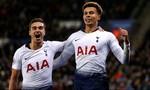 Thắng Leicester, Tottenham bám sát 2 đội đầu bảng