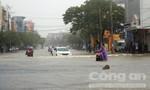 Mưa lớn ở Quảng Nam, Hội An và Tam Kỳ ngập sâu