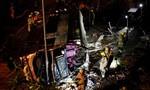 Lật xe buýt ở Hong Kong, 19 người thiệt mạng