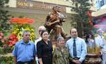 Hoàn thành Đài tưởng niệm 'Biệt động Thành đánh Đài Phát thanh Sài Gòn năm 1968'