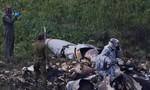 Clip tiêm kích F-16 Israel bốc cháy, lao nhanh xuống đất