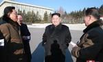 Ông Kim Jong Un muốn thúc đẩy quan hệ hòa bình với Hàn Quốc