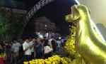 Người dân Đồng Nai nô nức đi xem bắn pháo hoa chào năm mới