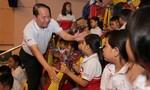 Mang niềm vui cho hơn 1.500 trẻ em có hoàn cảnh đặc biệt chiều 30 Tết