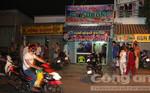 Hai băng nhóm có hung khí hỗn chiến trong đêm 30 Tết