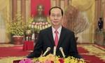 Thư chúc Tết của Chủ tịch nước Trần Đại Quang