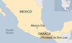Mexico lại xảy ra động đất mạnh 7,2 độ richter