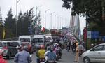 Hình ảnh giao thông hướng về miền Tây 'tê liệt' ngày mùng 2 Tết