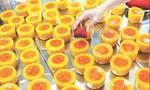 Ngày Tết về ăn bánh tổ của người Hoa ở Chợ Lớn