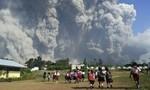 Indonesia 'theo sát' hoạt động của núi lửa Sinabung