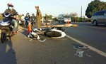 Tết Nguyên đán 2018, tai nạn giao thông giảm cả ba tiêu chí