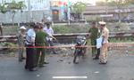 Thanh niên chết với vết thương trên cổ, bên cạnh xe máy hư hỏng