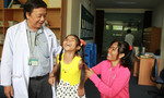 'Bàn tay vàng' đưa những bệnh nhi từ cửa tử trở về