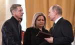 Tổng thống Putin trao huân chương cho gia đình phi công Su-25 hy sinh