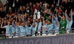 Đánh bại Arsenal, Man City đăng quang League Cup
