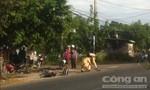 Xe khách tông xe đạp chở 2 thiếu nữ, 1 người tử vong