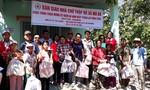 Báo CATP và CLB xe cổ VW Sài Gòn trao nhà tình thương và quà Tết tại Đồng Nai