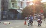 Xe tải kéo lê xe đạp hơn 10 mét, 1 phụ nữ bị cán tử vong