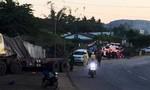 Tai nạn giữa xe khách giường nằm và xe tải, nhiều người thương vong