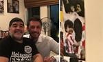 Maradona bị phát hiện vẫn còn 'hận' Aguero