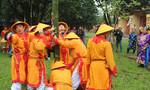 Tái hiện nghi lễ dựng nêu ngày Tết trong kinh thành Huế