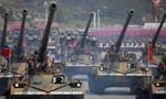 Triều Tiên duyệt binh rầm rộ trước thềm khai mạc Olympic