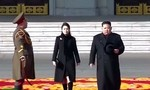 Clip Triều Tiên duyệt binh trước thềm Olympic