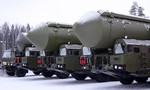 Hành trình tên lửa xuyên lục địa của Nga di chuyển tới Moscow