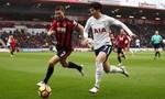 Tottenham 4-1 Bournemouth: Chiến thắng không trọn vẹn