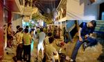 Thanh niên gục tại chỗ sau tiếng nổ trong đêm ở Sài Gòn