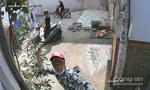 Nhóm người tạt sơn, cầm dao đập phá nhà dân ở Sài Gòn