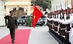 Bộ trưởng Bộ công an Tô Lâm thăm và làm việc tại Nghệ An