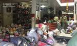 Hàng ngàn chiếc nón giả thương hiệu nổi tiếng ở Sài Gòn