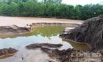 Vụ vỡ đập chứa nước thải khai thác vàng: Công ty phá đập