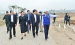 Chủ tịch TP.Hà Nội kiểm tra tiến độ Nhà máy nước mặt Sông Đuống
