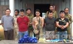 Phá đường dây ma túy 'khủng' xuyên Thái Lan, Lào về Việt Nam