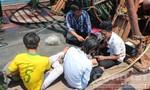 Giải cứu 4 ngư dân trên hai tàu cá bị trói bằng xích sắt