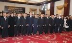 Tổ chức trọng thể Lễ viếng nguyên Thủ tướng Phan Văn Khải