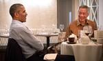 Thủ tướng Lý Hiển Long khoe hình 'đàm đạo' với ông Obama