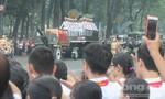 Tổ chức trọng thể Lễ truy điệu, Lễ an táng nguyên Thủ tướng Phan Văn Khải